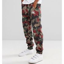 adidas Printed Pants Camouflage Street Style Collaboration