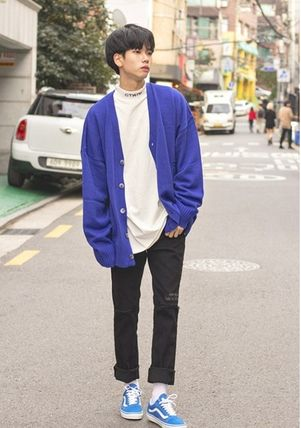 More T-Shirts Unisex Street Style Long Sleeves Plain Cotton T-Shirts 5