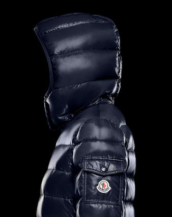 MONCLER Down Jackets Plain Down Jackets 10