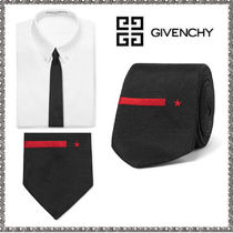 GIVENCHY Star Street Style Ties