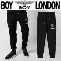 BOY LONDON Unisex Street Style Other Animal Patterns Cotton