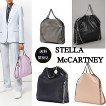 Stella McCartney FALABELLA 2WAY Chain Plain Elegant Style Totes
