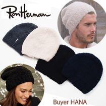 Ron Herman Unisex Collaboration Knit Hats