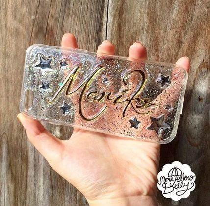 Heart Star Smart Phone Cases