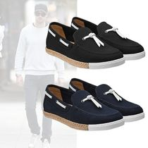 HERMES Loafers Plain Loafers & Slip-ons