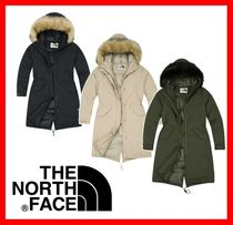 THE NORTH FACE Street Style Elegant Style Down Jackets