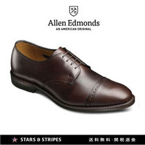 Allen Edmonds Straight Tip Leather Handmade Oxfords