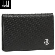 Dunhill Plain Leather Card Holders