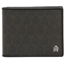 Dunhill PVC Clothing Folding Wallet Folding Wallets