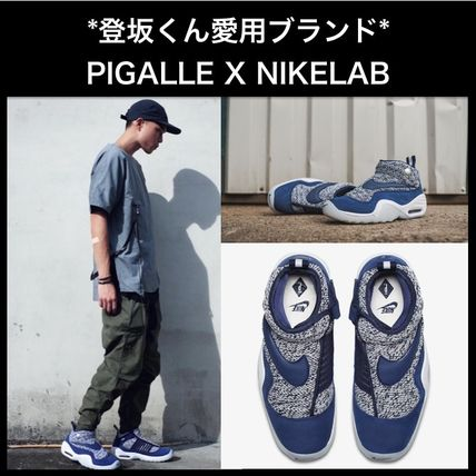 Street Style Collaboration Sneakers