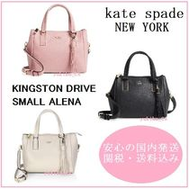kate spade new york Tassel 2WAY Plain Handbags