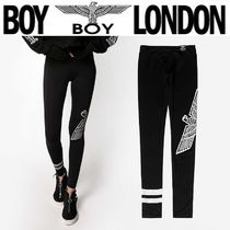 BOY LONDON Street Style Other Animal Patterns Leggings Pants