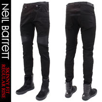 NeIL Barrett Denim Plain Jeans & Denim