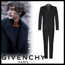 GIVENCHY Blended Fabrics Suits