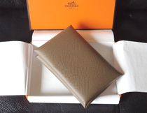 HERMES Calvi Card Holders