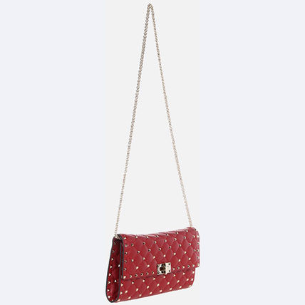 VALENTINO Shoulder Bags 2WAY With Jewels Shoulder Bags 7