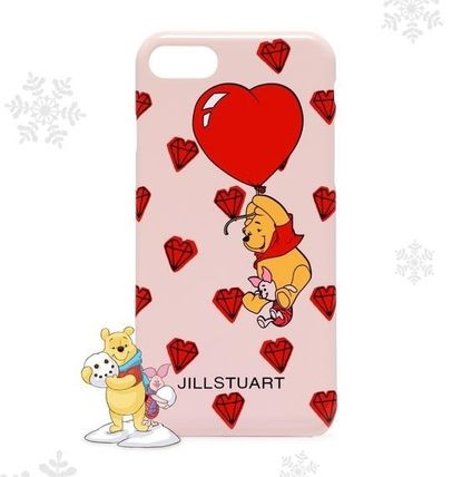 Heart Collaboration Other Animal Patterns Smart Phone Cases