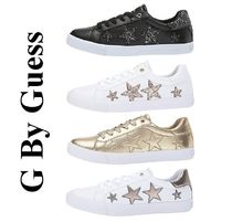 G BY GUESS Star Unisex Street Style Low-Top Sneakers
