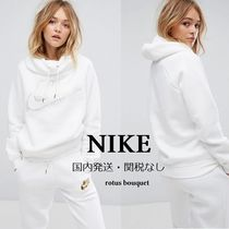 Nike Casual Style Street Style Long Sleeves Plain