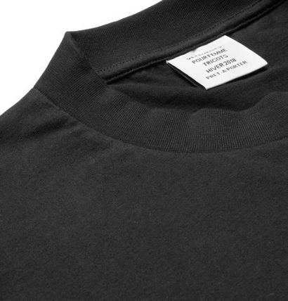 VETEMENTS More T-Shirts Street Style Collaboration T-Shirts 4