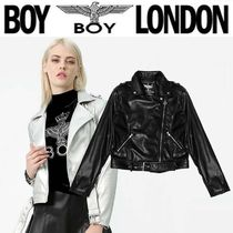 BOY LONDON Faux Fur Street Style Other Animal Patterns Medium