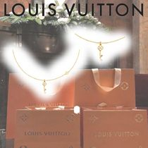 Louis Vuitton LADY LUCKY KEY SUPPLE NECKLACE