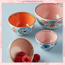 Anthropologie Blended Fabrics Collaboration Plates