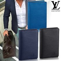 Louis Vuitton EPI Plain Leather Card Holders