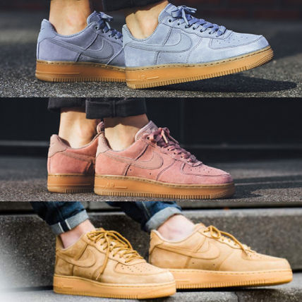 quality design 5febf abe82 Nike AIR FORCE 1 Suede Low-Top Sneakers (ITEM #5380169, ITEM 5380169 ...