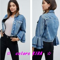 ASOS Denim Plain Jackets