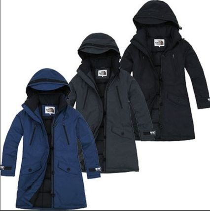 THE NORTH FACE Down Jackets Street Style Down Jackets 2