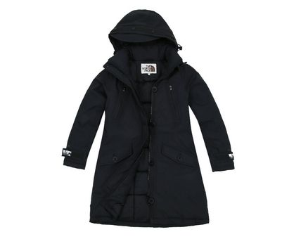 THE NORTH FACE Down Jackets Street Style Down Jackets 6
