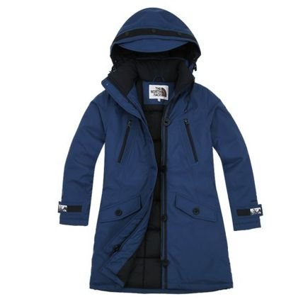 THE NORTH FACE Down Jackets Street Style Down Jackets 7