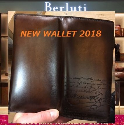Leather Handmade Long Wallets