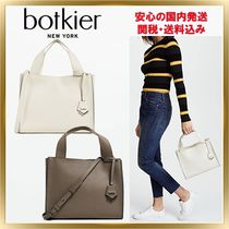 Botkier 2WAY Plain Leather Totes