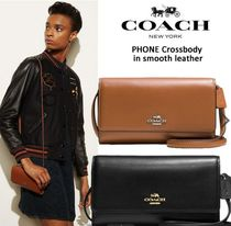 Coach MADISON Casual Style Leather Shoulder Bags 4b1df10888dd1