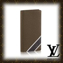 Louis Vuitton TAIGA Long Wallets