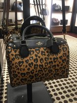 Coach Leopard Patterns 2WAY Messenger & Shoulder Bags