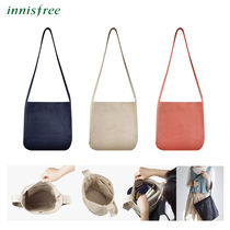 innisfree Casual Style Street Style Plain Shoppers