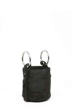Casual Style Plain Leather Shoulder Bags