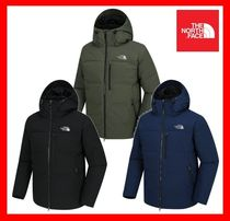 THE NORTH FACE Nuptse Street Style Plain Down Jackets