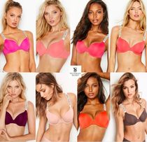 Victoria's secret Nylon Blended Fabrics Plain Bras