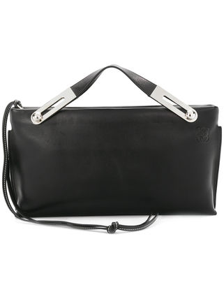 Lambskin 3WAY Plain Handmade Elegant Style Shoulder Bags