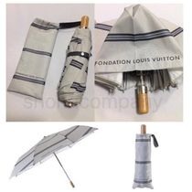 Fondation Louis Vuitton Unisex Umbrellas & Rain Goods