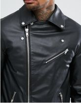 ASOS Leather Biker Jackets