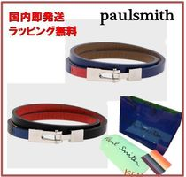 Paul Smith Leather Bracelets