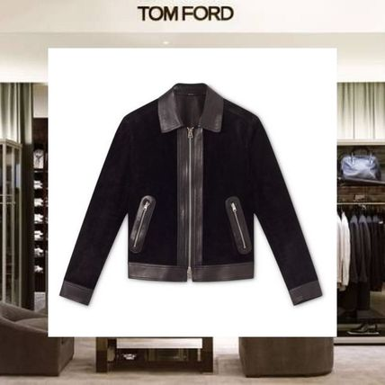 46b0730b7de194 TOM FORD 2018 SS Short Plain Leather Jackets by Absorb - BUYMA