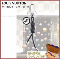 Louis Vuitton Plain Leather Special Edition Keychains & Holders