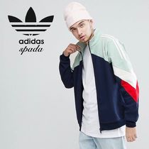 adidas Street Style Bi-color Track Jackets