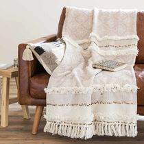 MAISONS du MONDE Ethnic Throws